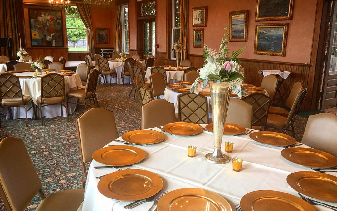 The Banquet Room – Wedding Reception