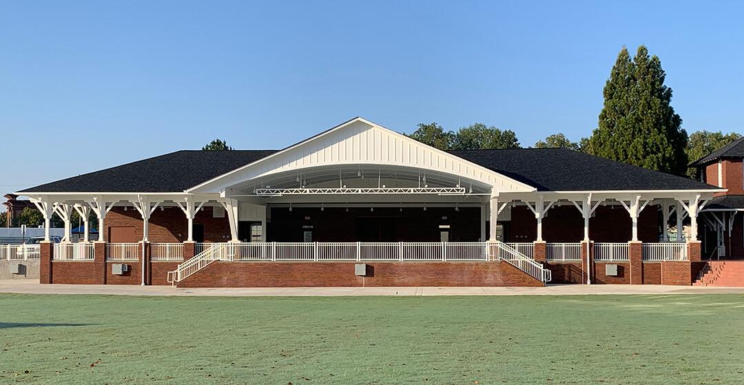 The Gladys Wyant Performing Arts Pavilion
