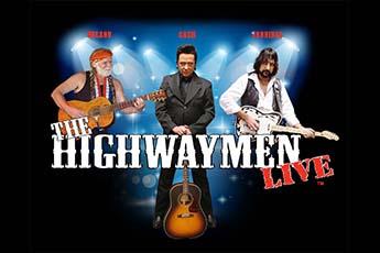 The Highwaymen Live